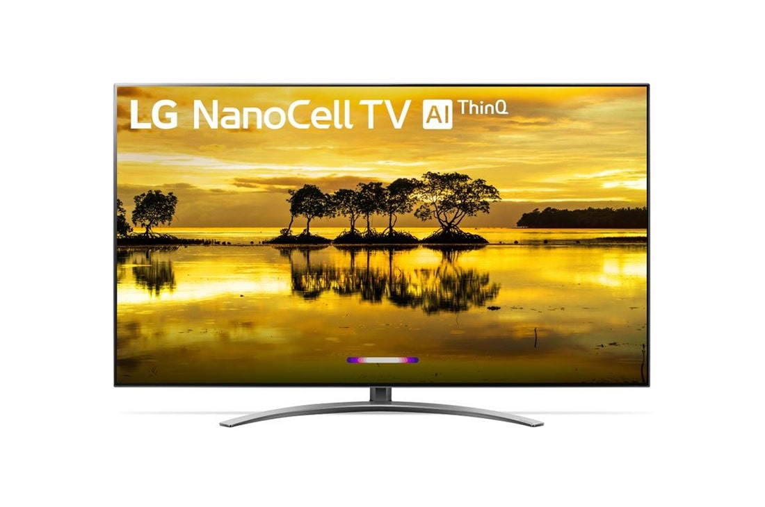 LG Nano 9 Series 4K 55 inch Class Smart UHD NanoCell TV w/ AI ThinQ®  (54 6'' Diag)