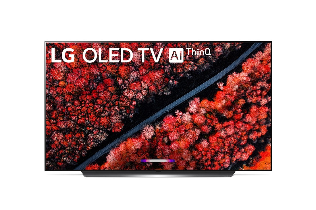 LG C9 65 inch Class 4K Smart OLED TV w/ AI ThinQ® (64 5'' Diag)