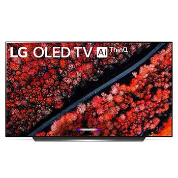 LG C9 55 inch Class 4K Smart OLED TV w/ AI ThinQ® (54.6'' Diag)1