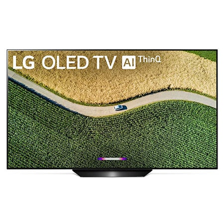 LG B9 65 inch Class 4K Smart OLED TV w/AI ThinQ® (64.5'' Diag)1