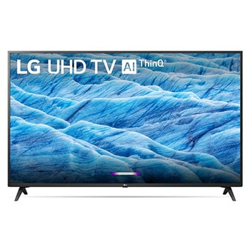 LG 65 inch Class 4K Smart UHD TV w/AI ThinQ® (64.5'' Diag) 1