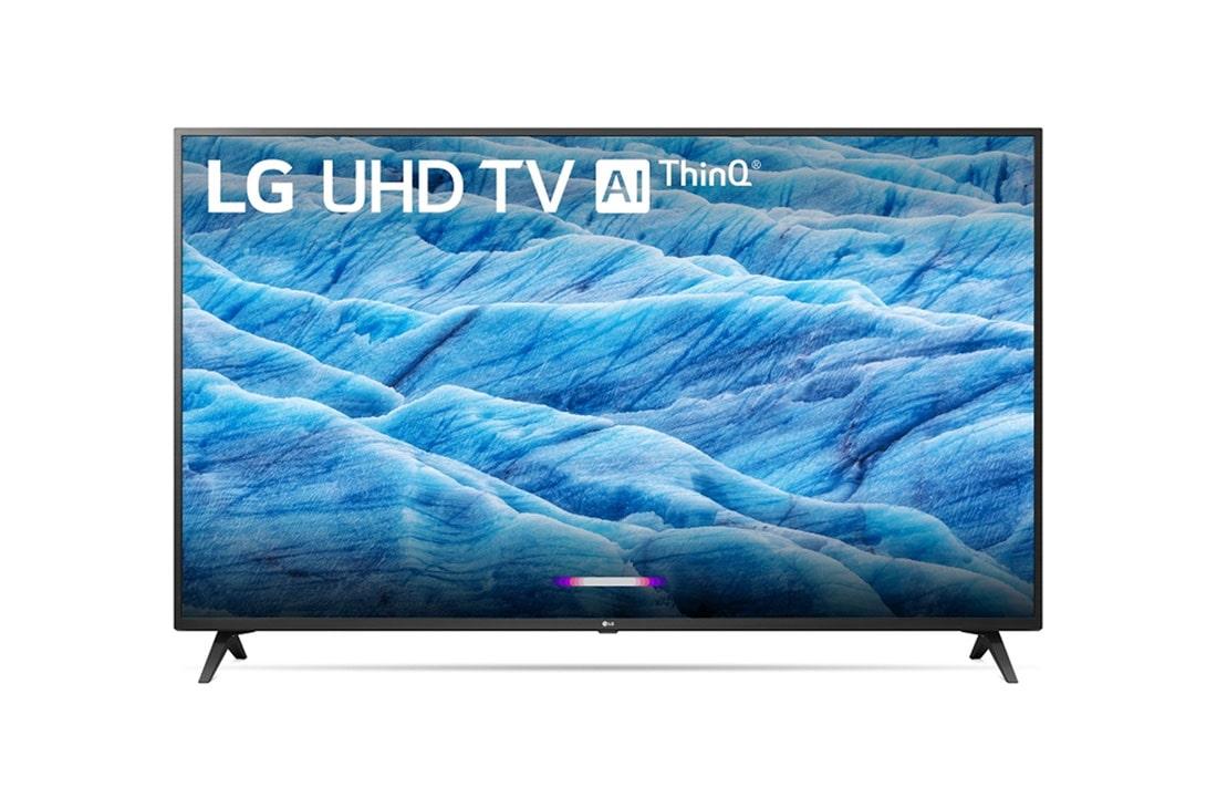 Video Caminetto Per Tv lg 50 inch class 4k smart uhd tv w/ai thinq® (49.5'' diag)
