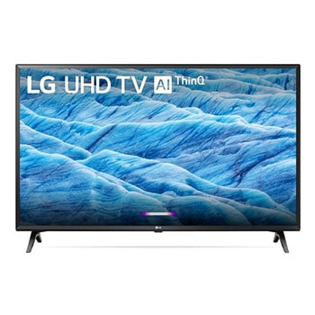 LG 49 inch Class 4K Smart UHD TV w/AI ThinQ® (48.5'' Diag) 1
