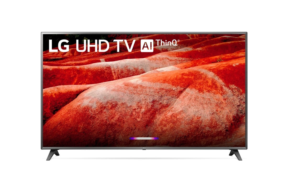 LG 75 inch Class 4K Smart UHD TV w/AI ThinQ® (74 5'' Diag)
