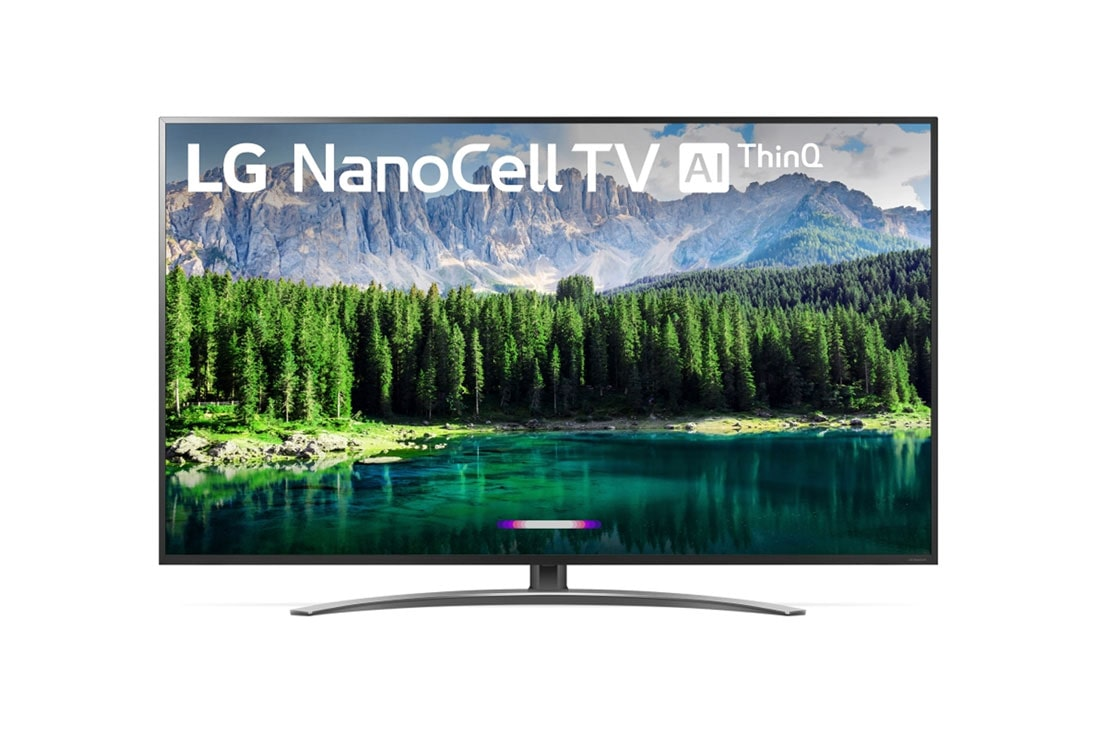 LG Nano 8 Series 4K 75 inch Class Smart UHD NanoCell TV w/ AI ThinQ®  (74 5'' Diag)