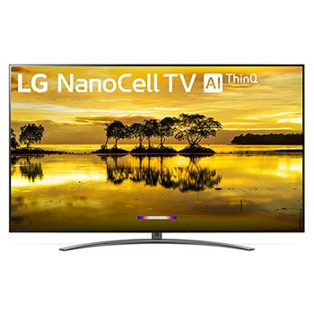LG NanoCell 90 Series 4K 86 inch Class Smart UHD NanoCell TV w/ AI ThinQ® (85.6'' Diag)1