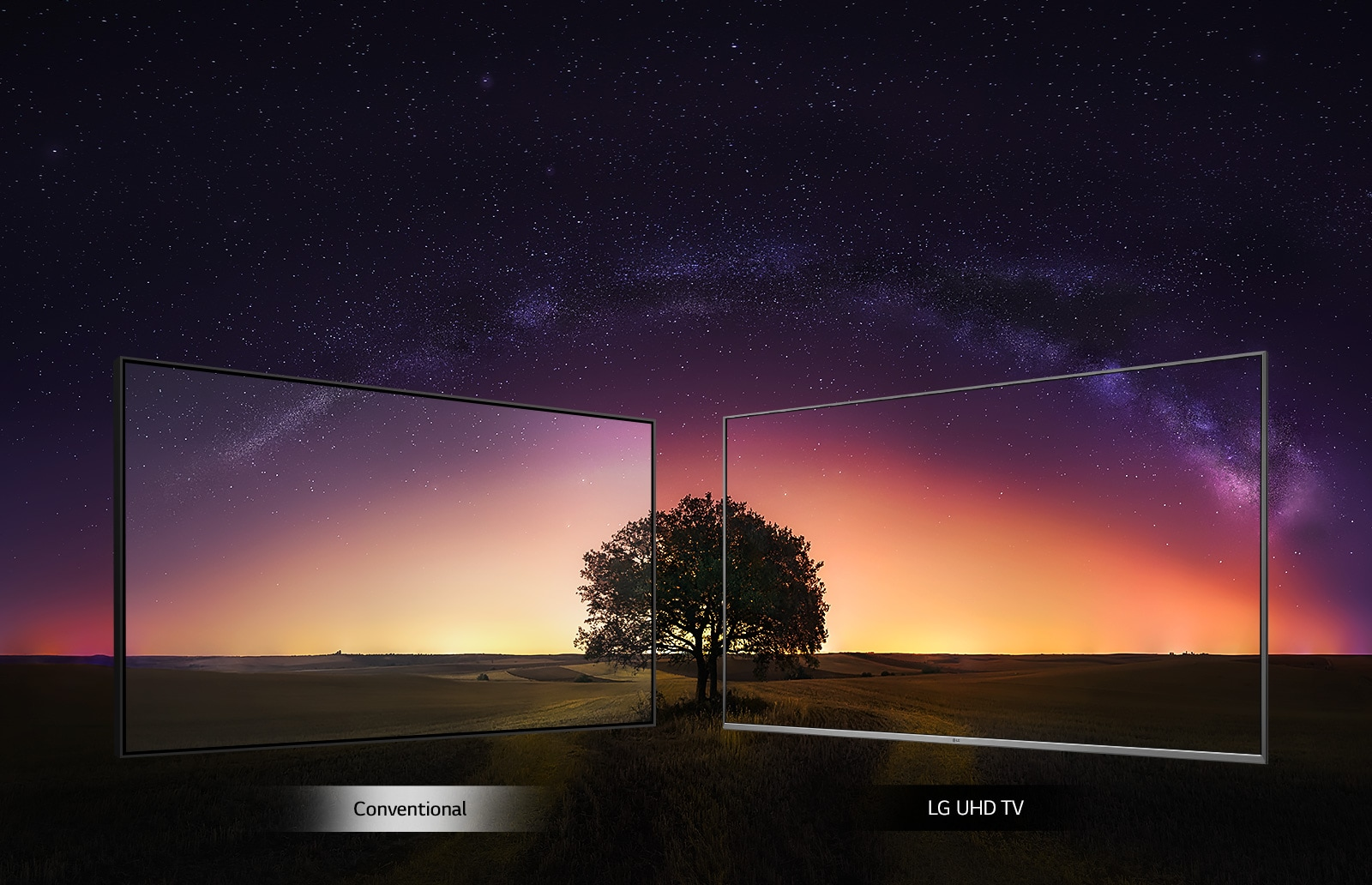 More realistic 4K TV images with IPS 4K TV Display1
