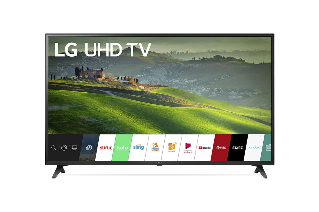 LG 65 inch Class 4K Smart UHD TV w/AI ThinQ® (64 5'' Diag)