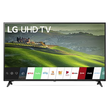 "LG 49 Inch Class 4K HDR Smart LED TV (48.5"" Diag)1"
