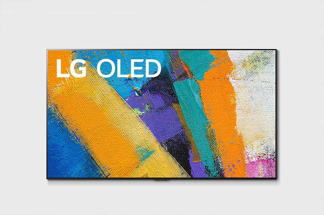 LG GX 77 inch Class with Gallery Design 4K Smart OLED TV w/AI ThinQ