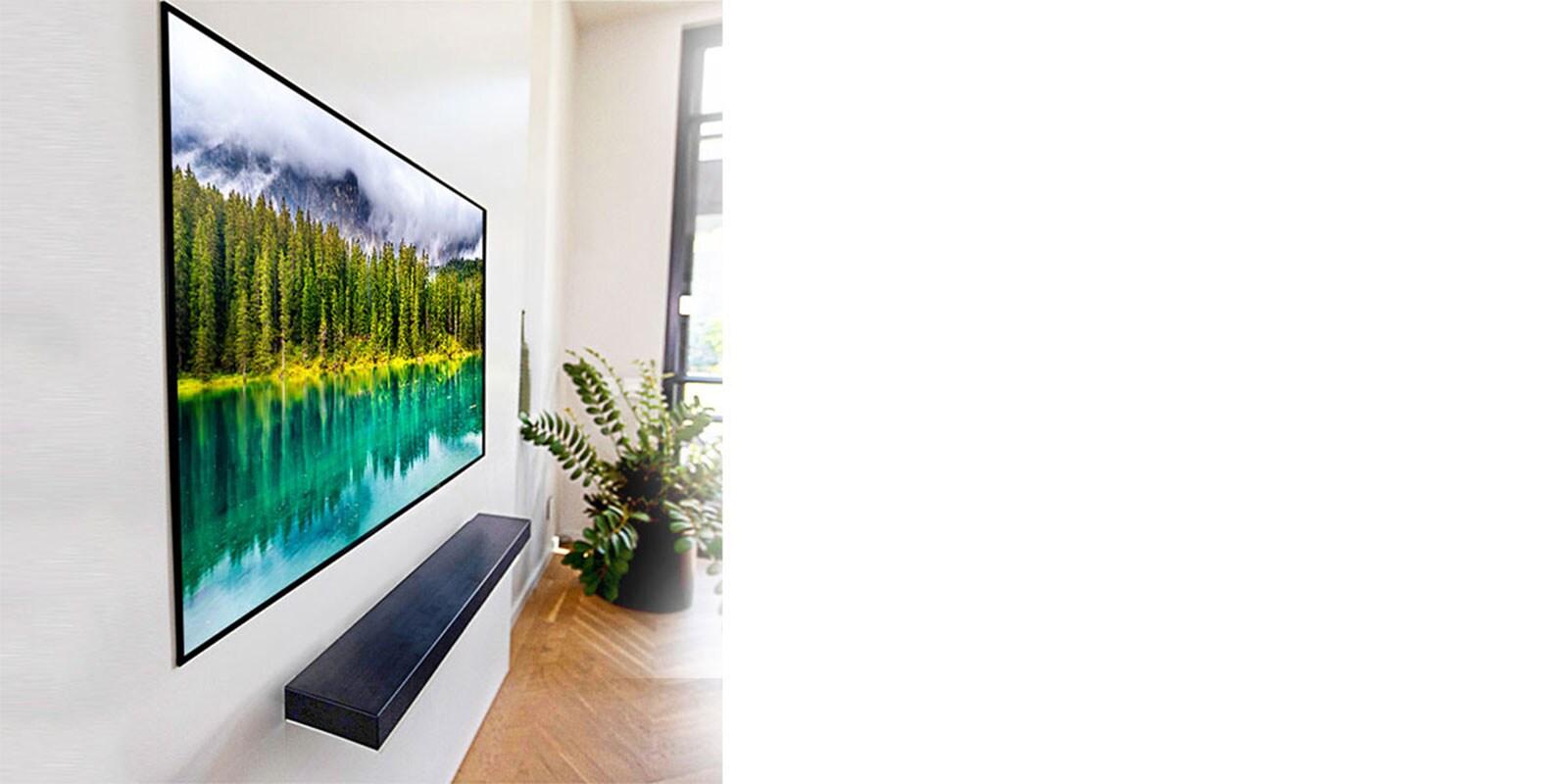 LG OLED65WXPUA : SIGNATURE WX 65 inch Class Wallpaper 4K ...