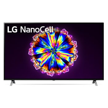 "LG NanoCell 90 Series 2020 65 inch Class 4K Smart UHD NanoCell TV w/ AI ThinQ® (64.5"" Diag)1"