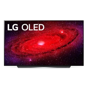 "LG CX 55 inch Class 4K Smart OLED TV w/ AI ThinQ® (54.6"" Diag)1"