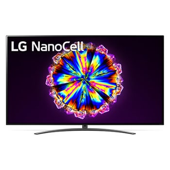 LG NanoCell 91 Series 2020 86 inch Class 4K Smart UHD NanoCell TV w/ AI ThinQ® (85.5'' Diag)1