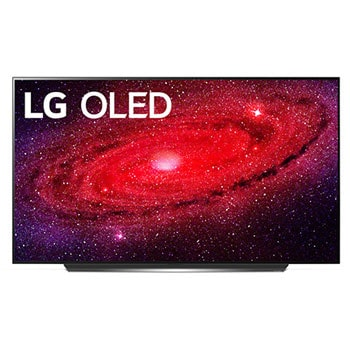 LG CX 77 inch Class 4K Smart OLED TV w/ AI ThinQ® (76.7'' Diag)1