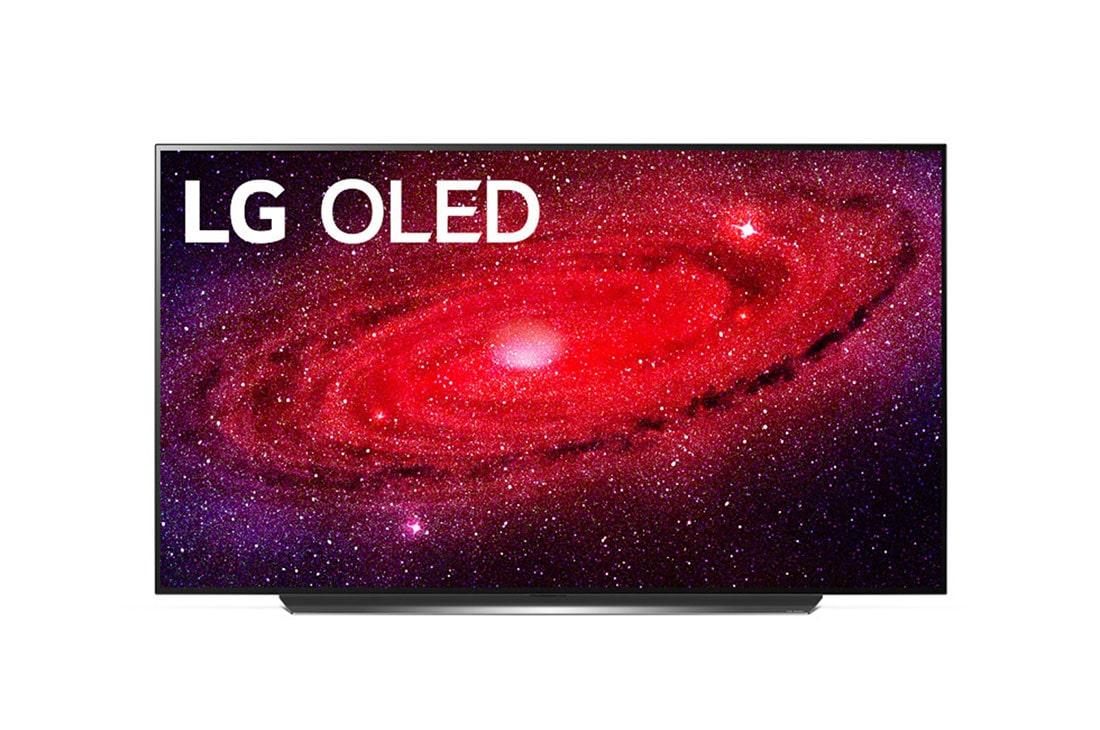 "LG CX 55 inch Class 4K Smart OLED TV w/ AI ThinQ® (54.6"" Diag)"