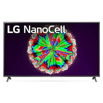 LG NanoCell 80 Series 2020 75 inch Class 4K Smart UHD NanoCell TV w/ AI ThinQ® (74.5'' Diag)1