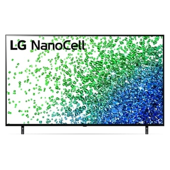 LG NanoCell 80 Series 2021 50 inch 4K Smart UHD TV w/ AI ThinQ® (49.5'' Diag)1