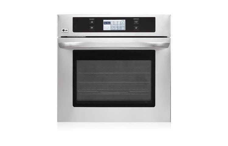 LG Cooking Appliances LWS3081ST 1
