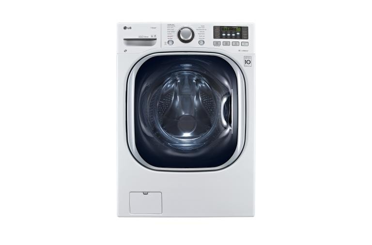 LG WMHWA Front Load Washer Dryer Combo LG USA - Abt washers