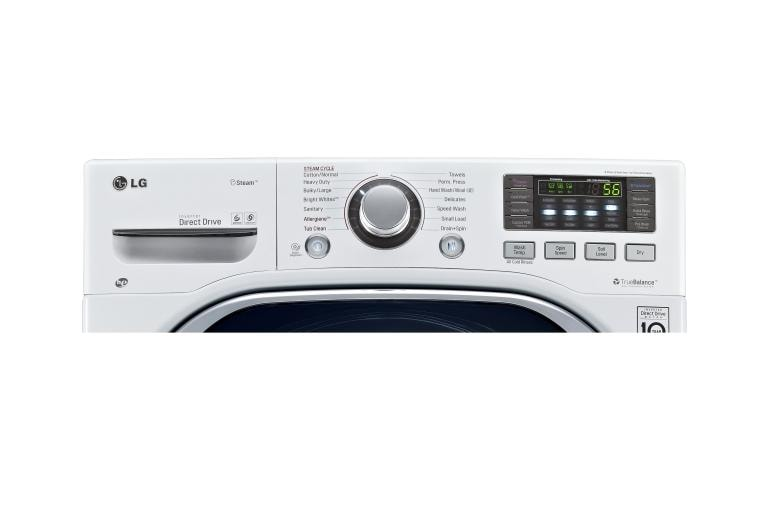 LG Washer Dryer Combos WM3997HWA thumbnail 4
