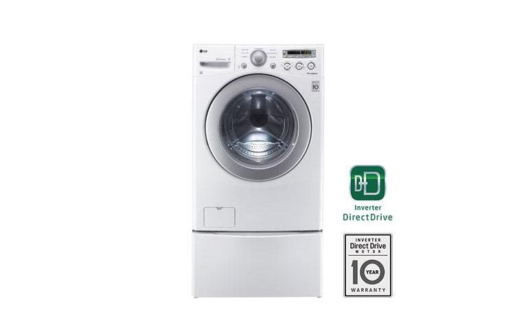 large02 lg wm2250cw 3 6 cu ft extra large capacity front load washer LG True Balance Not Draining at gsmportal.co