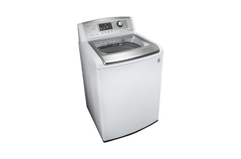 lg wt5170hw large high efficiency top load washer lg usa rh lg com LG WaveForce Direct Drive LG Model WT5001CW