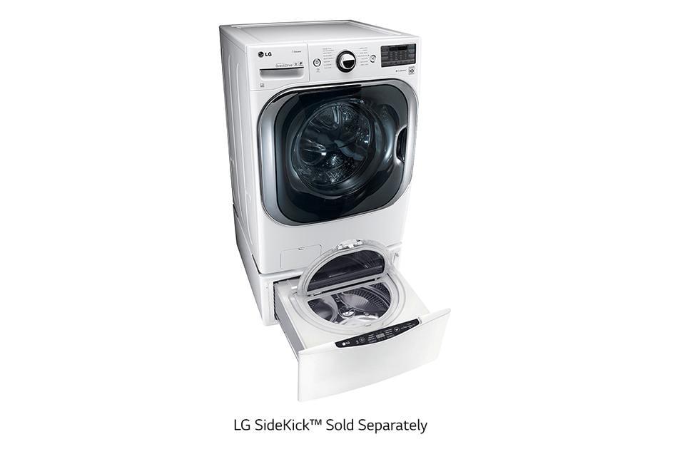 Lg Wm8000hwa Mega Capacity Turbowash Steam Washer Lg Usa