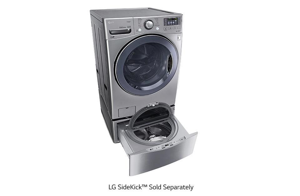 4 3 cu  ft  Ultra Large Capacity TurboWash™ Washer w/ NFC Tag On