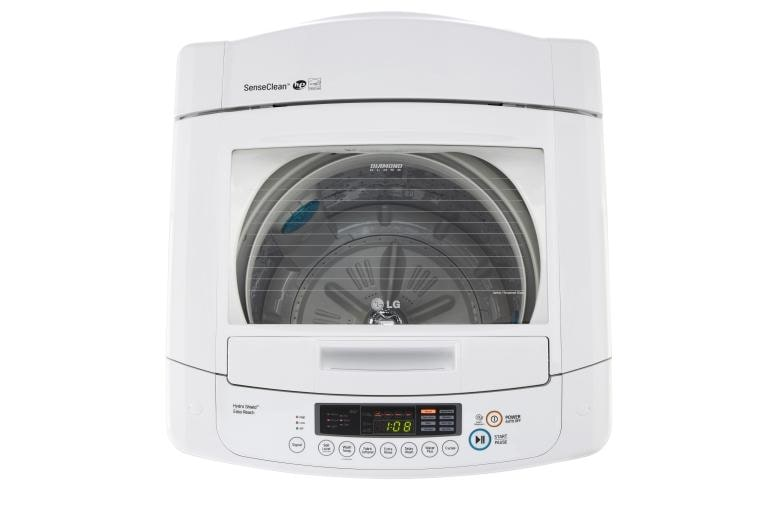 Lg Wt901cw Extra Large Top Load Front Control Washer Lg Usa
