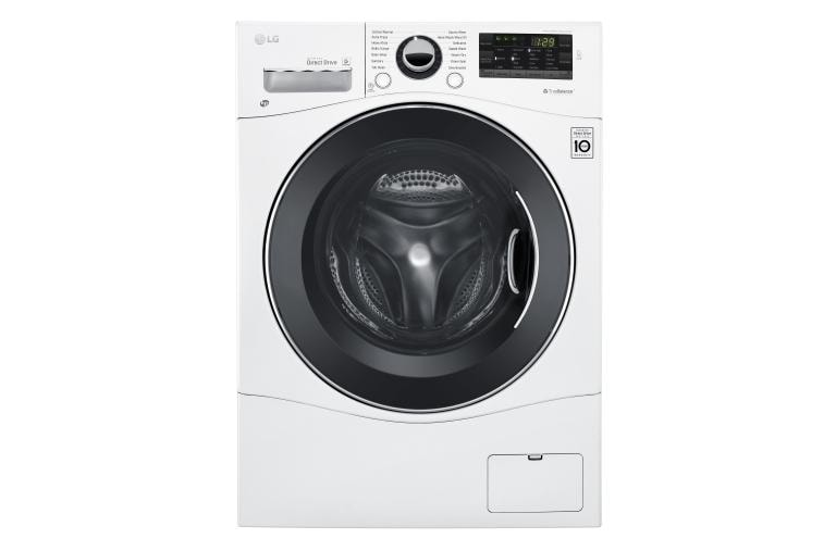 LG Washer Dryer Combos WM3488HW thumbnail 1