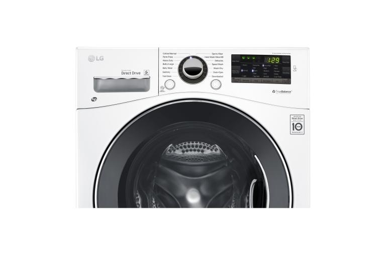 LG Washer Dryer Combos WM3488HW thumbnail 3