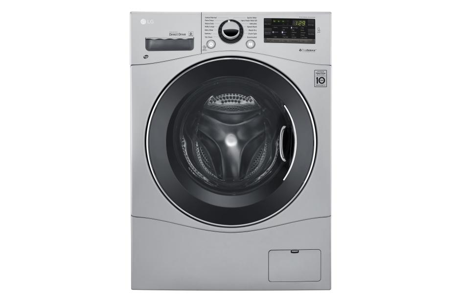 Lg Wm3488hs 2 3 Cu Ft Compact All In One Washer Dryer