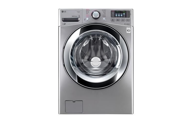 lg wm3670hva ultra large front load smart thinq steam washer lg usa rh lg com LG Stackable Front Load Washers LG WM2277HW