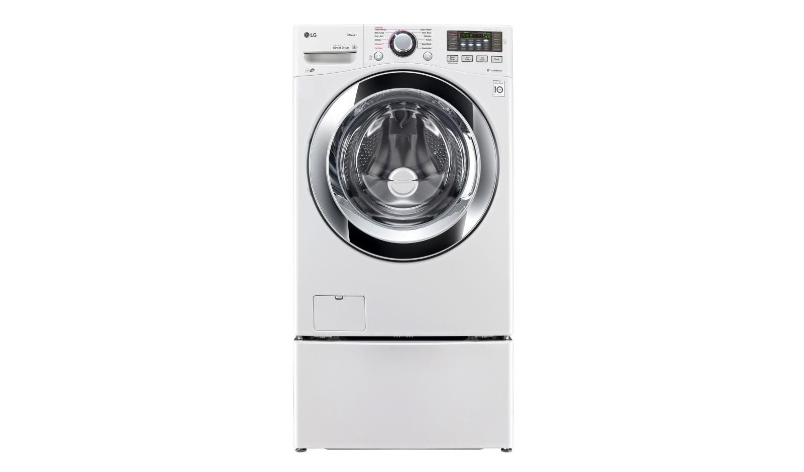 lg wm3670hwa ultra large front load smart thinq steam washer lg usa rh lg com LG Washer WM2016CW Parts lg washer wm2016cw repair manual