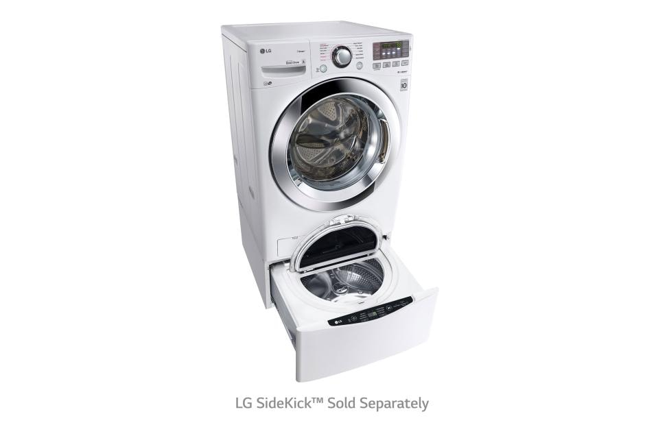 4 5 Cu Ft Ultra Large Capacity With Steam Technology