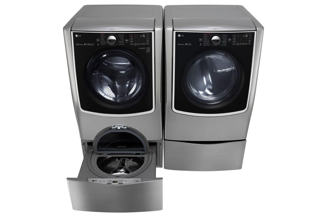 TWINWash Bundle w/ Washer, SideKick and Gas Dryer | LG USA