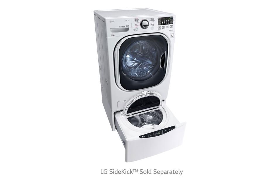 Lg Wm4370hwa 4 5 Cu Ft Ultra Large Capacity Turbowash Washer Lg Usa