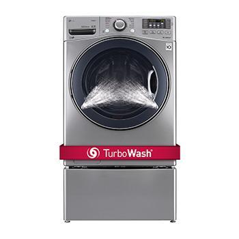 45 cu ft ultra large capacity turbowash washer