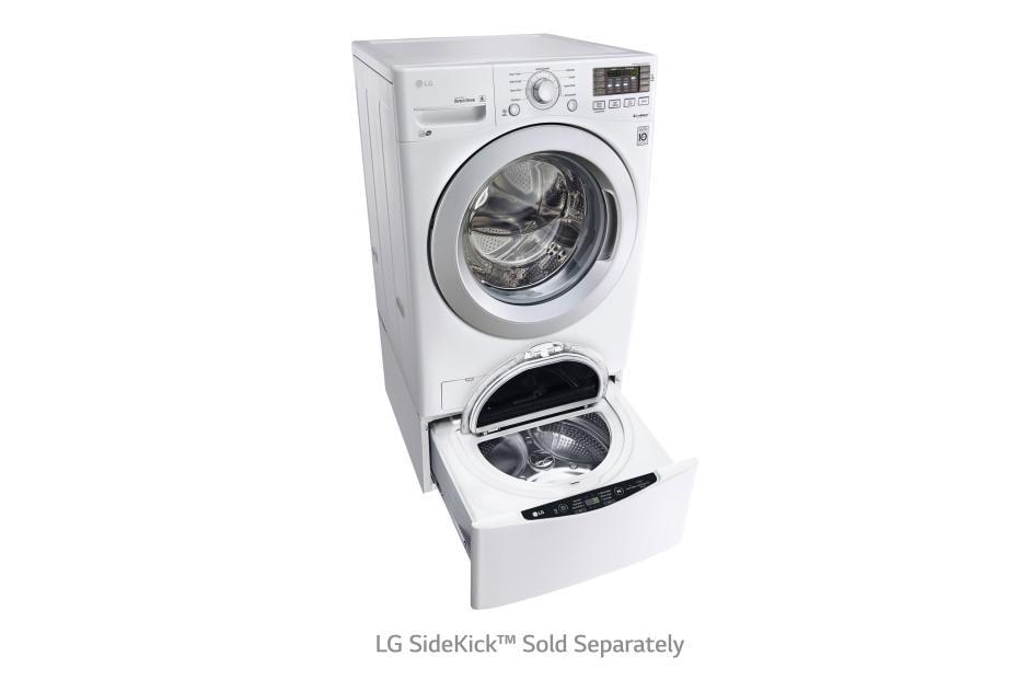 lg wm3270cw large front load washer with coldwash technology lg usa rh lg com LG WM2650HWA Washing Machine ManualsOnline LG Tromm Washer Capacity