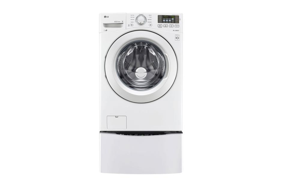 4 5 cu  ft  Ultra Large Capacity Front Load Washer with ColdWash™ Technology