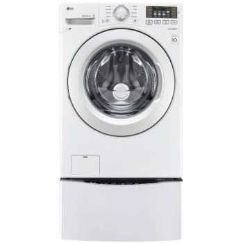ultra large capacity front load washer with coldwash technology