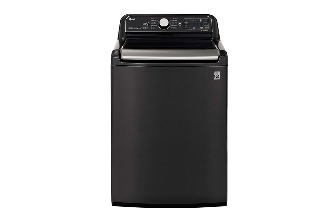 Lg Wt7900hba 5 5 Cu Ft Top Load Washer With Turbowash3d Lg Usa