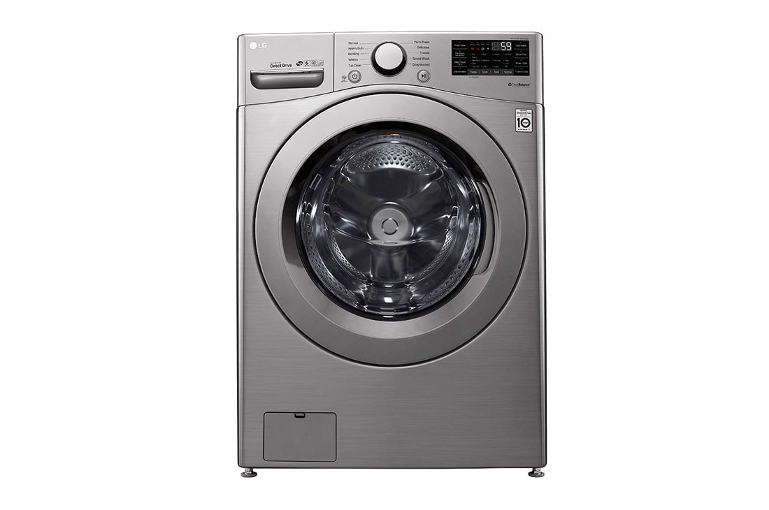 Lg Wm3460cv 4 5 Cu Ft Ultra Large Smart Wi Fi Enabled Front Load Washer Lg Usa