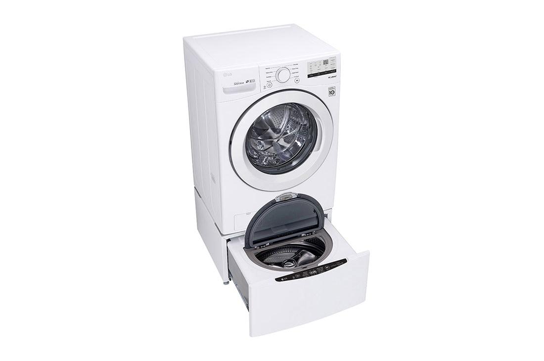 Lg Wm3400cw 4 5 Cu Ft Front Load Washer Lg Usa