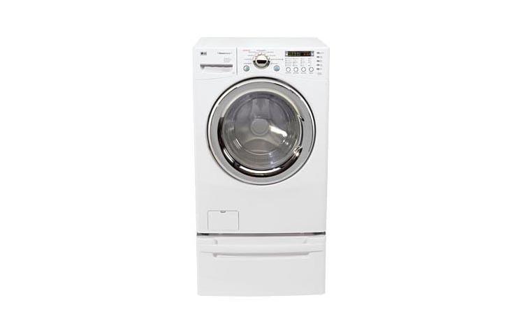 Lg Wm2487hwma Front Load Steamwasher With 9 Washing Programs Lg Usa