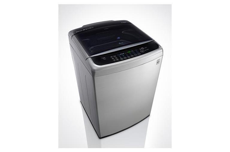 Lg Wt1801hva 4 9 Cu Ft Mega Capacity Front Control Turbowash Washer W Steam Lg Usa