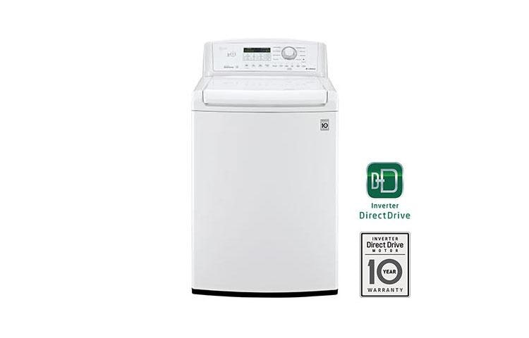 4 5 cu  ft  Ultra Large Capacity Top Load Washer Featuring Powerful  StainCare™ Technology