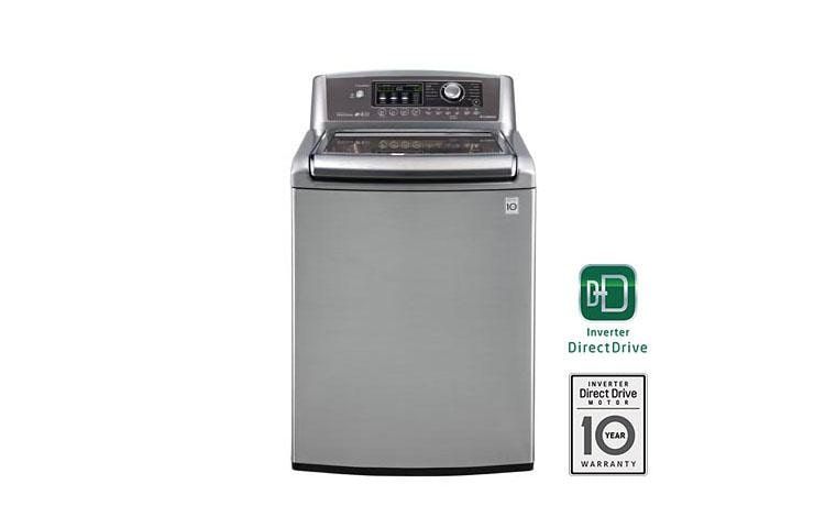 4 7 Cu Ft Ultra Large Capacity High Efficiency Top Load Washer With Waveforce