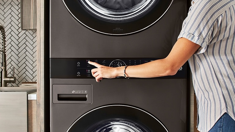 Lg Washer Dryer Combo All In One Laundry Lg Usa